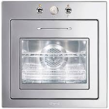 smeg piano design 24 inch built in electric single wall oven