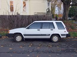 THE STREET PEEP: 1986 Toyota Tercel SR5 4WD