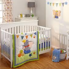 bedroom baby bedding inspirational dumbo 3 piece crib bedding set disney baby fresh baby