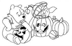 Disegni Di Halloween Winnie The Pooh E Pimpi Disegni Da Colorare