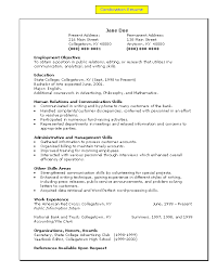 Customer Service Resume Template learnhowtoloseweight net Jobscan  Remarkable Professional Resume Layout Free Templates