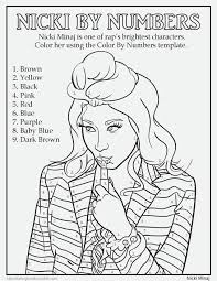 Hard Girl Coloring Pages To Color Hard Girl Coloring Pages Hard