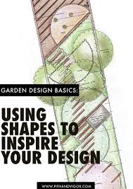 Small Picture Garden Design Basics Using Shapes To Inspire Your Design