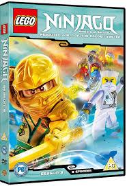 Lego Ninjago S3 Edizione: Regno Unito Import italien: Amazon.de: DVD &  Blu-ray