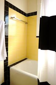 Pictures Of Yellow Bathrooms Yellow Tile Bathroom Era Yellow And Black Tile Black And Yellow