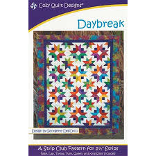 Daybreak Quilt Pattern by Cozy Quilt Designs | Pattern | Pattern ... & Daybreak Quilt Pattern by Cozy Quilt Designs Adamdwight.com