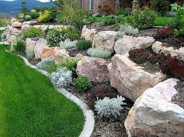 diy rock garden ideas boulder retaining wall offers the experience of square feet of rock retaining walls making rock garden ideas