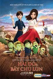 Hài Đỏ Và Bảy Chú Lùn - Red Shoes and the Seven Dwarfs (2019)   Sam  claflin, Chloe grace moretz, Phim hoạt hình
