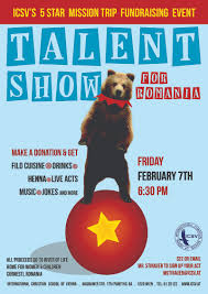 Talent Show Poster Designs New Icsv Fundraising Poster Talent Show 2014 Coming Soon Dax