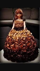 Pin By Fatima Fatima On Cakes Happy Birthday Cake Barbie Cake