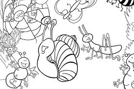 Please print off as many or as few as you would like as many times as you would like. Insect Coloring Pages Free Fun Printable Coloring Pages Of Bugs For Kids Printables 30seconds Mom