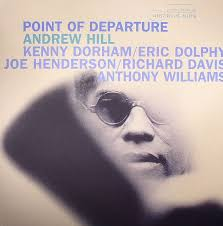 <b>Andrew HILL Point</b> Of Departure vinyl at Juno Records.