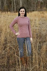 Waiting For Spring Sweater pattern by Susan Dempster - Ravelry
