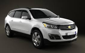 2016 Chevy Traverse Redesign - Chevrolet Review Release RaiaCars.com