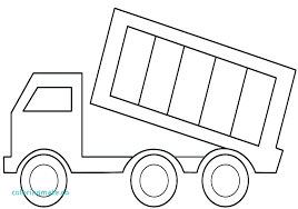construction truck coloring pages printable inspirational free professional awesome pag