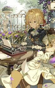 Violet Evergarden iPhone Wallpaper ...