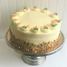 Carrot Cake Custom Cakes Hudson Ma Bakery