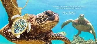 na hoku honu and sea turtle jewelry