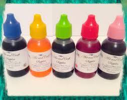 Tipos De Colorantes Vegetales Liquidoslll