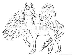 Small Picture Pegasus Coloring Page download child art adult by Brindlebuck
