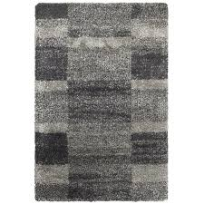 willpower rc willey rugs 8 x 11 large gray and charcoal area rug henderson rc