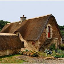 les maisons traditionnelles bretonnes