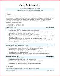 Customer Service Officer Resume Sample Cpnsd Info