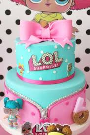The 12 Best Lol Surprise Doll Birthday Party Ideas Catch My Party