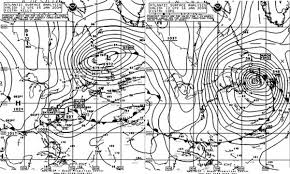 North Atlantic Weather Charts Mariners Weather Log Vol 48 No 2 August 2004