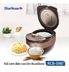 Nồi cơm điện tử cao tần IH BlueStone RCB-5987 (1.5L) - Bảo hành 24 tháng  toàn quốc - Hàng chính hãng