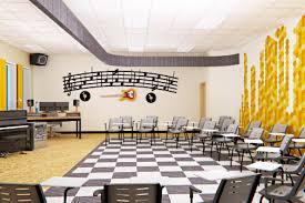 Gallery For School Music Room Design