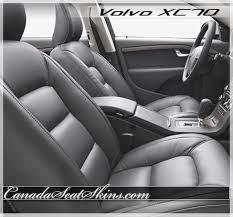2016 volvo xc70 custom leather upholstery