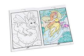 Crayola Color Alive Action Coloring Pages Enchanted Forest Import