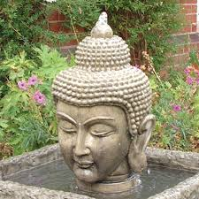 lucas stone water features buddha