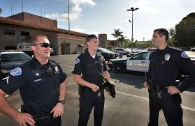 officer austin laverty of the garden grove pd started as an explorer with ggpd he is an exle of the farm system at the police department