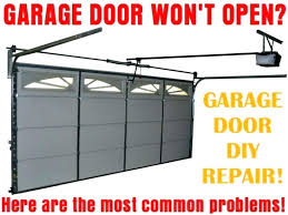 garage door doesn t open all the way garage door t close garage door won t