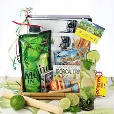 havana party mojito gift basket