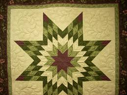 lone star | AndiCrafts & The plain background of the Lone Star quilt lets custom quilting designs  stand out. Adamdwight.com
