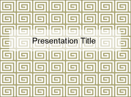Greek Templates Greek Mythology Powerpoint Template