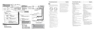 connection diagram pioneer deh p6000ub user manual page 5 8 Pioneer Deh P6000ub Wiring Diagram Pioneer Deh P6000ub Wiring Diagram #1 Pioneer 16 Pin Wiring Diagram