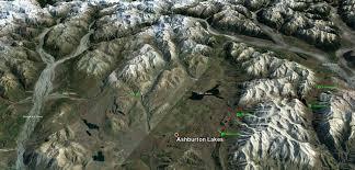 Canterbury Te Araroa Trail Northbound Guide