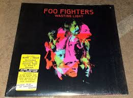 Foo Fighters Vinyl Wasting Light Foo Fighters Wasting Light Vinilo Lp Vinil Vinyl