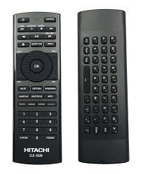 hitachi tv remote. hitachi vz506100 50\ tv remote