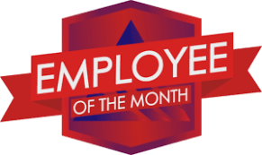 Emploee Of The Month August Employee Of The Month