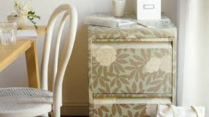 how to wallpaper furniture. How To Wallpaper A Filing Cabinet Furniture