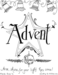 Small Picture New Advent Coloring Pages 25 For Coloring Site with Advent