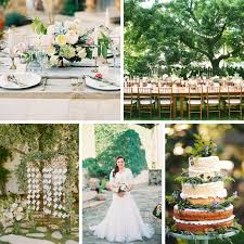 snippets whispers ribbons gorgeous garden wedding inspiration