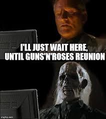 Ill Just Wait Here Meme - Imgflip via Relatably.com