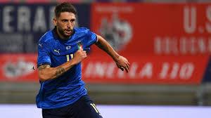 Italia - Repubblica Ceca 4-0, gol di Berardi - Calcio - Rai Sport