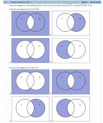 Venn Diagram Aub Solved 3 Points Wackerlysta17 2 E 003 Draw Venn Diagram